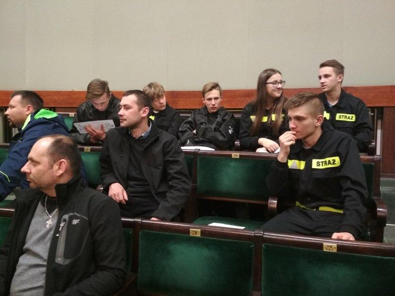 MDP Mytarka z wizytą w Sejmie Rzeczypospolitej Polskiej