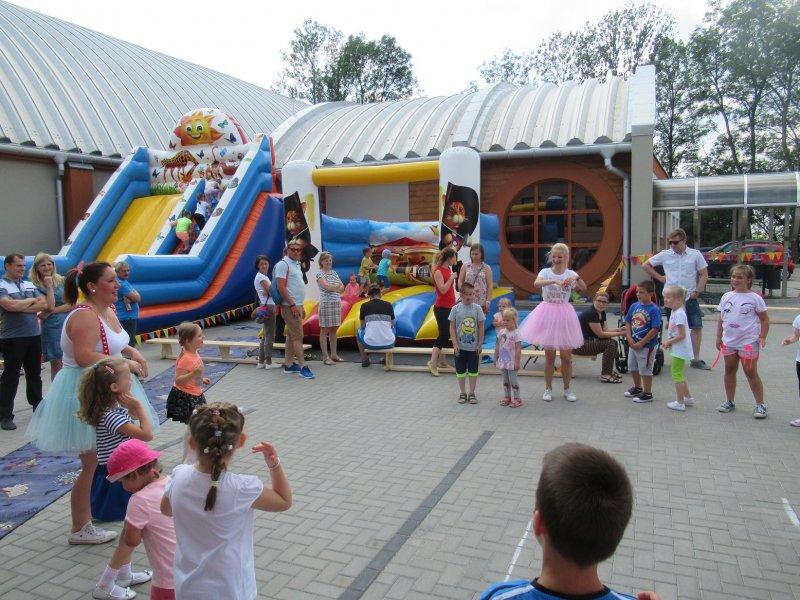 Przy Przedszkolu Gminnym świętowano Dzień Rodziny