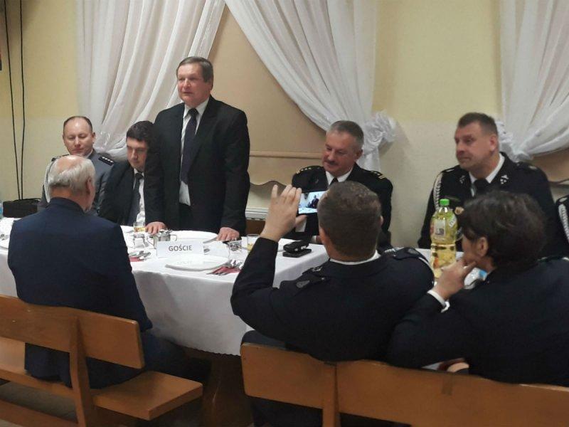 Noworoczne Spotkanie Strażaków Gminy Nowy Żmigród