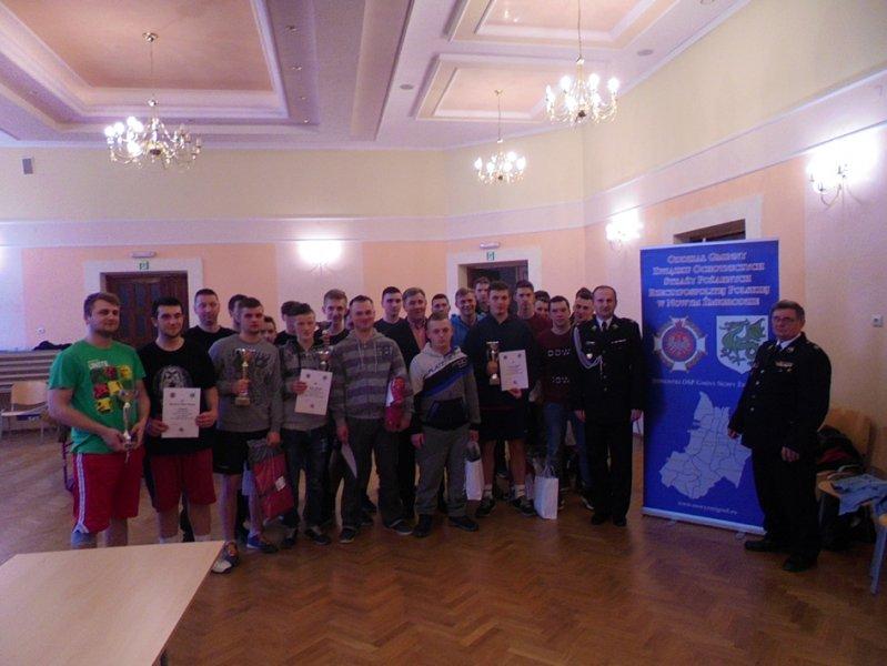 Gminny Turniej Strażaków o Puchar Wójta