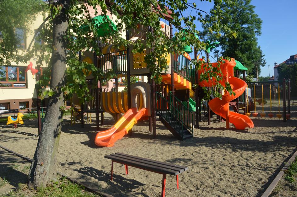 plac zabaw przedszkole 1