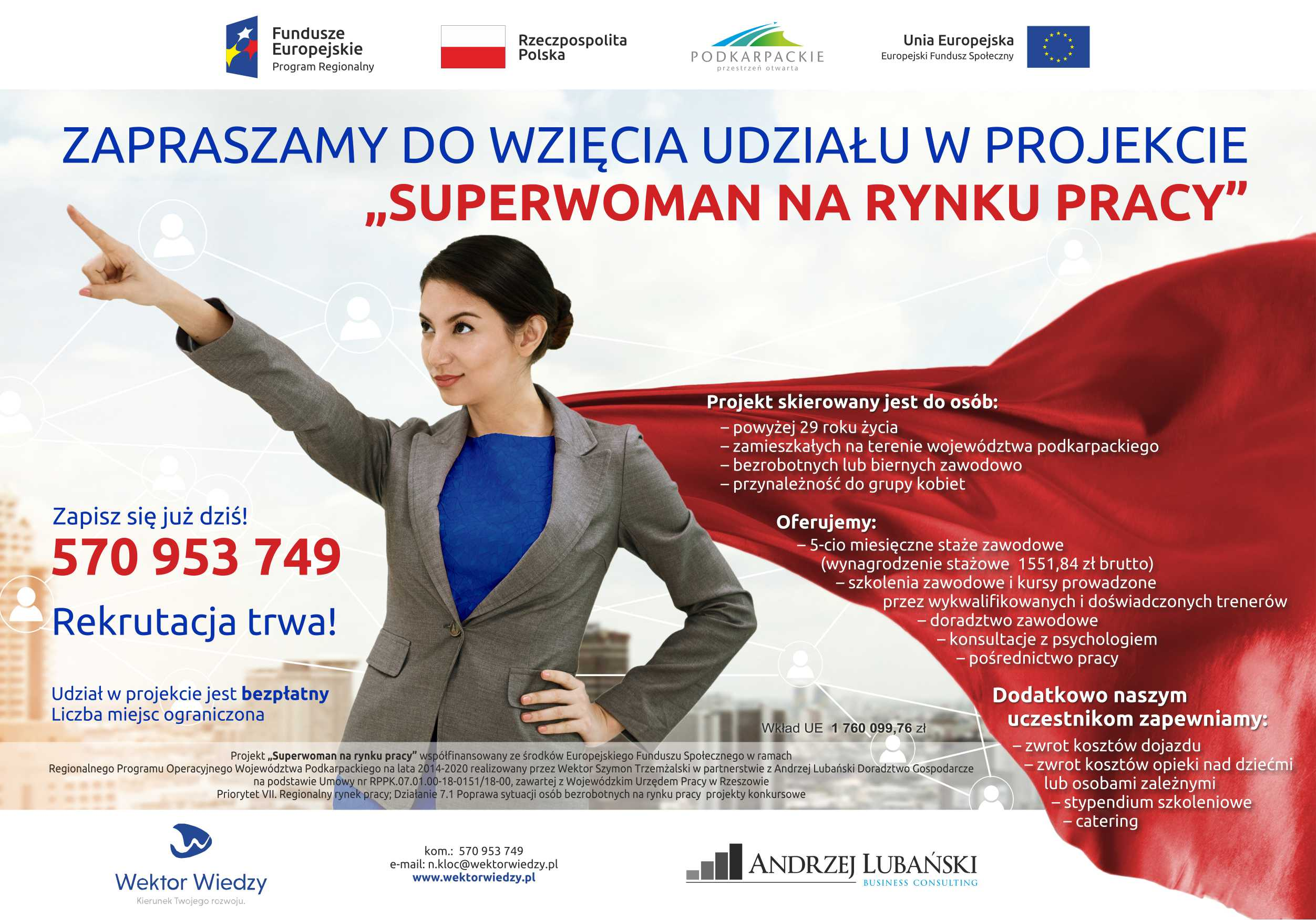 superwoman ulotka
